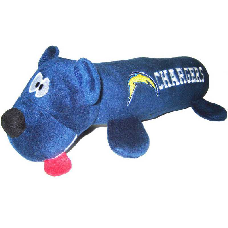 SDC-3073: LOS ANGELES CHARGERS TUBE TOY