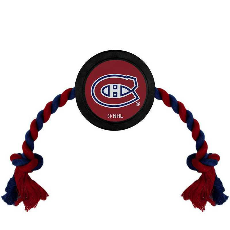 CAN-3233: MONTREAL CANADIENS HOCKEY PUCK TOY