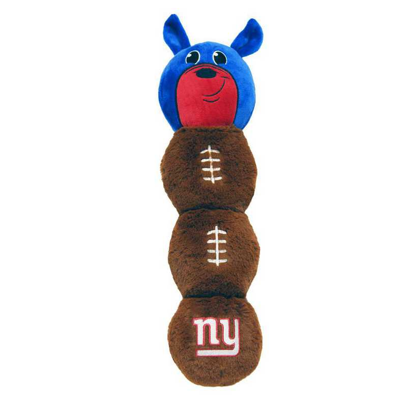 NYG-3226: NEW YORK GIANTS MASCOT TOY