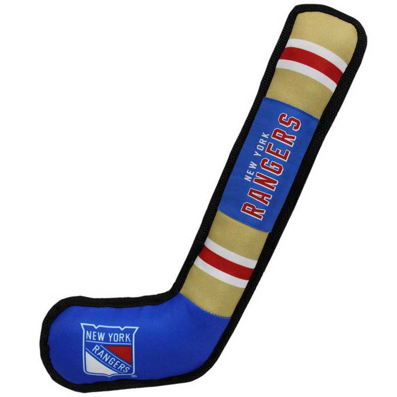 NYR-3232: NEW YORK RANGERS HOCKEY STICK TOY