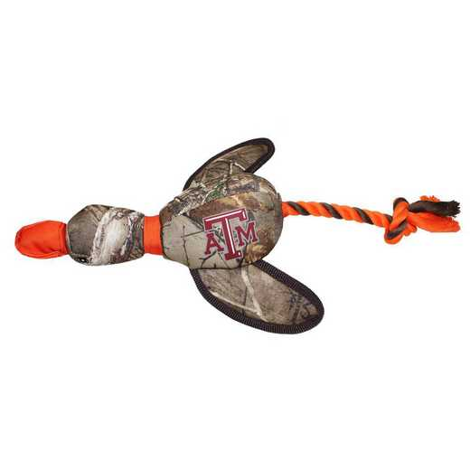 TAM-3221: TEXAS A&M MALLARD SLING SHOT TOY