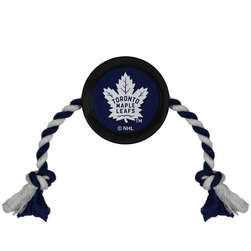 TOR-3233: TORONTO MAPLE LEAFS HOCKEY PUCK TOY