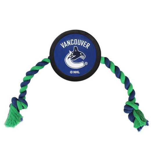 VAN-3233: VANCOUVER CANUCKS HOCKEY PUCK TOY