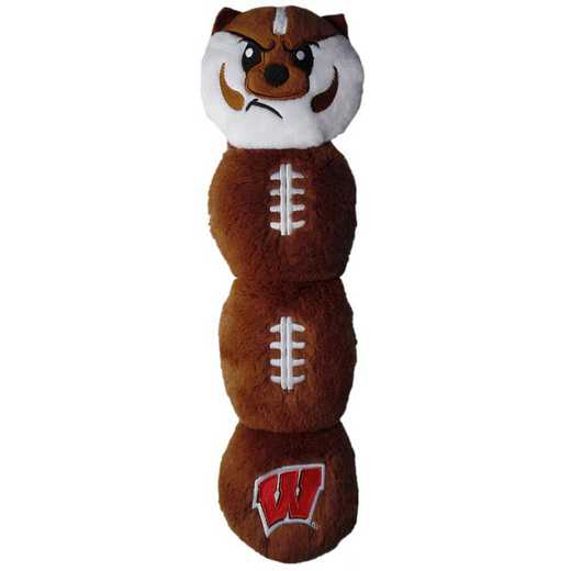 WI-3226: WISCONSIN MASCOT TOY