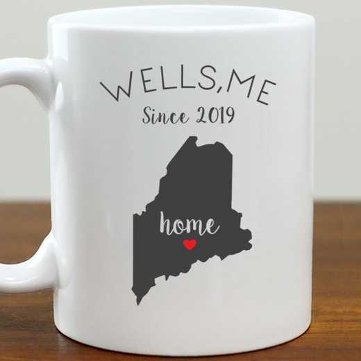 211062ME: Coffee Mug White 11oz ME