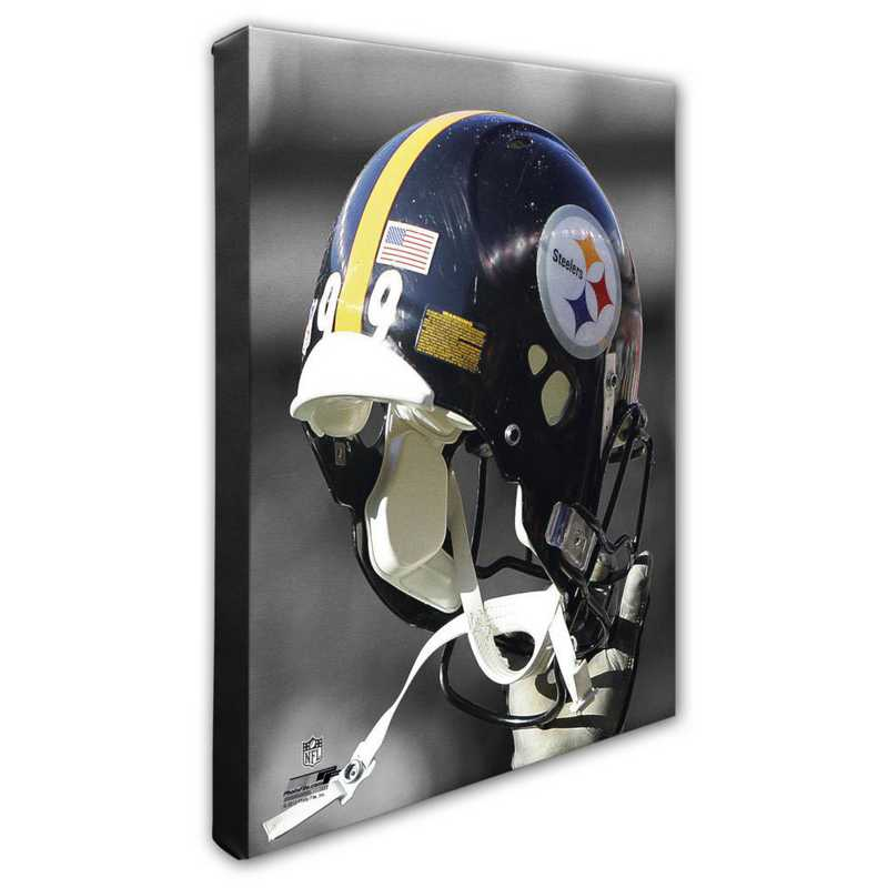 AAPD001-CS16x20: PF Pittsburgh Steelers Helmet Photography- 16x20
