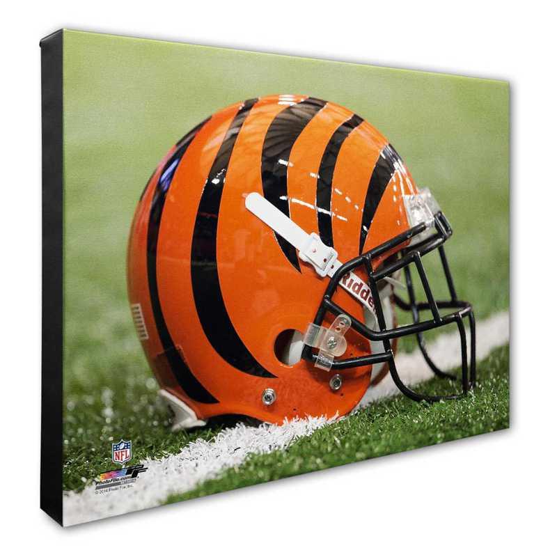 AARK150-CS16x20: PF Cincinnati Bengals Helmet Photography- 16x20