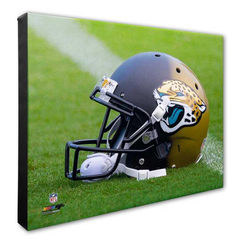AARK152-CS16x20: PF Jacksonville Jaguars Helmet Photography- 16x20