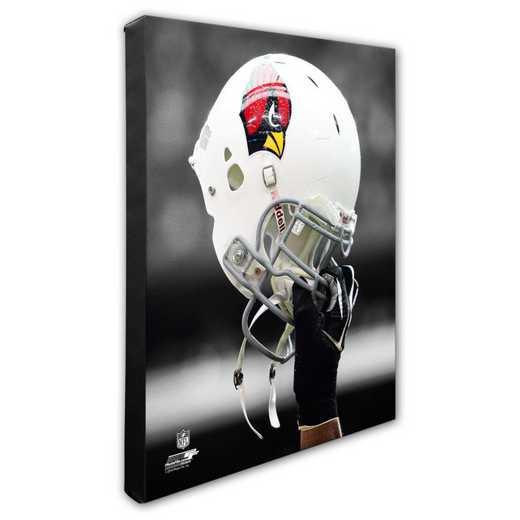 AARK156-CS16x20: PF Arizona Cardinals Helmet Photography- 16x20