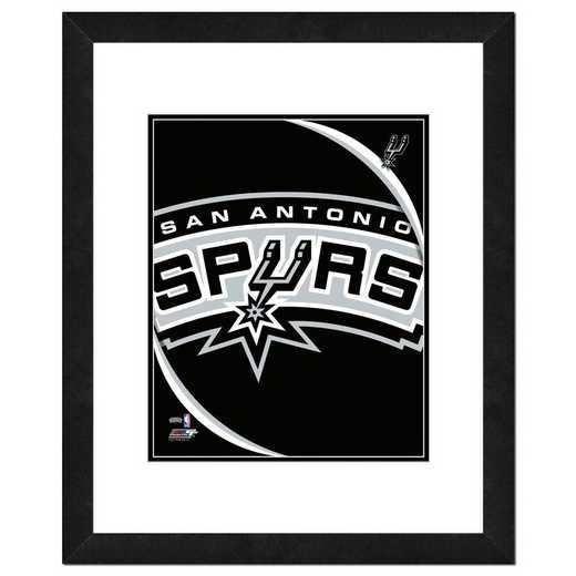 AANP191-FH20x24: PF San Antonio Spurs Logo Photography- 22x26