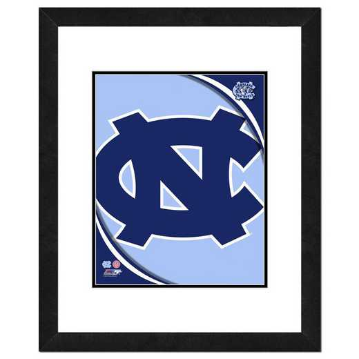 AAOK082-FH20x24: PF University of North Carolina Tar Heels Team Logo- 22x26