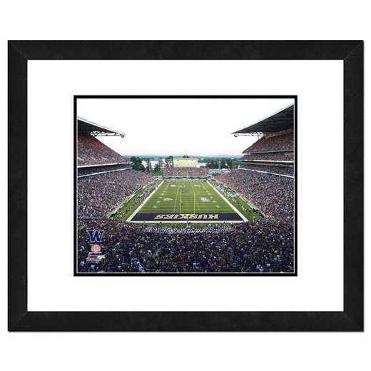 AAQI054-FH20x24: PF Husky Stadium University of Washington Huskies- 22x26