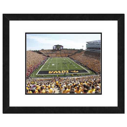 AAQK095-FH20x24: PF Kinnick Stadium University of Iowa Hawkeyes- 22x26