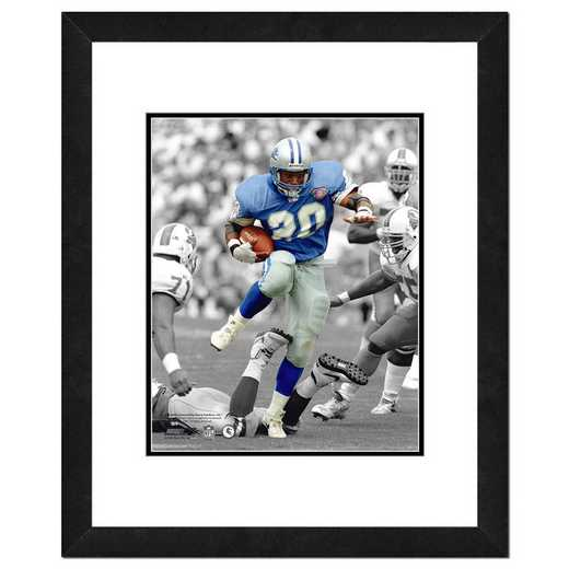 AALV211-FH16x20: PF Barry Sanders Action Photography, 18x22