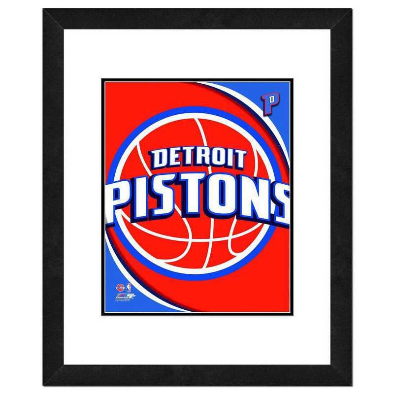 AANP184-FH16x20: PF Detroit Pistons Logo Photography, 18x22