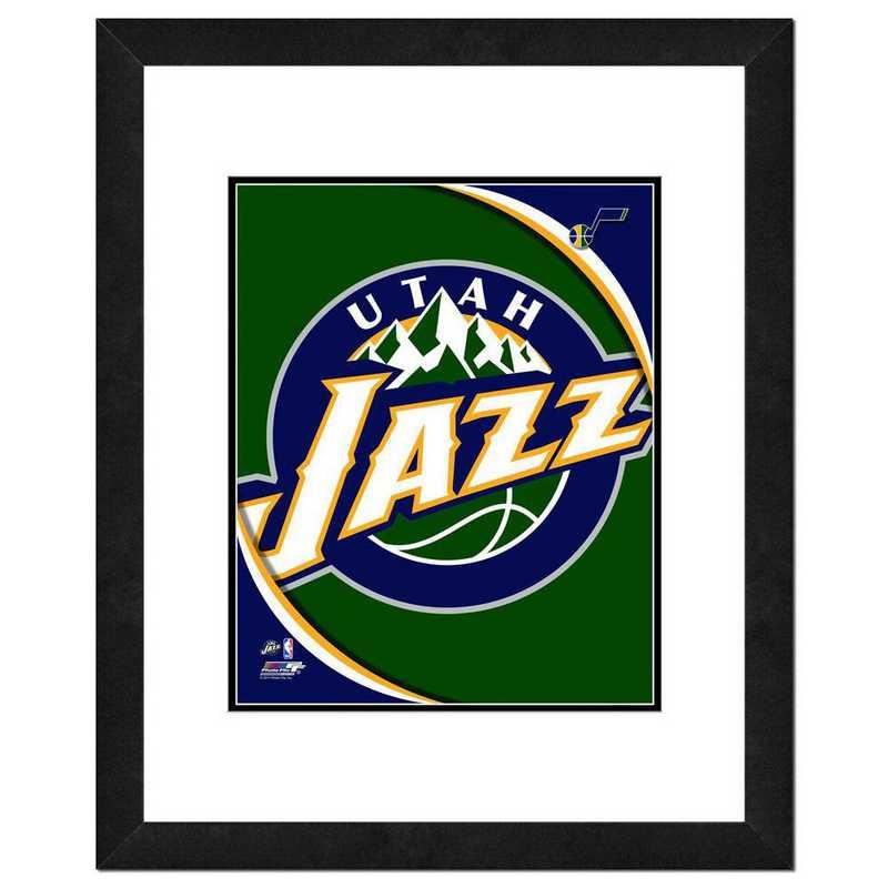 AANP188-FH16x20: PF Utah Jazz Logo Photography, 18x22