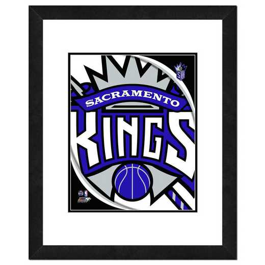 AANP193-FH16x20: PF Sacramento Kings Logo Photography, 18x22
