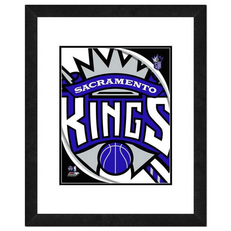 AANP193-FH16x20: PF Sacramento Kings Logo Photography, 18x22
