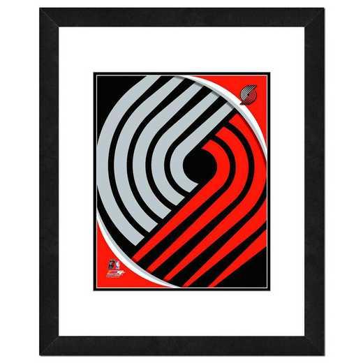 AANP200-FH16x20: PF Portland Trail Blazers Logo Photography, 18x22