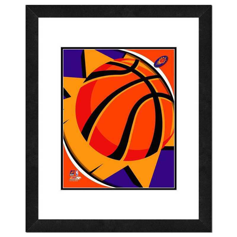 AANP201-FH16x20: PF Phoenix Suns Logo Photography, 18x22