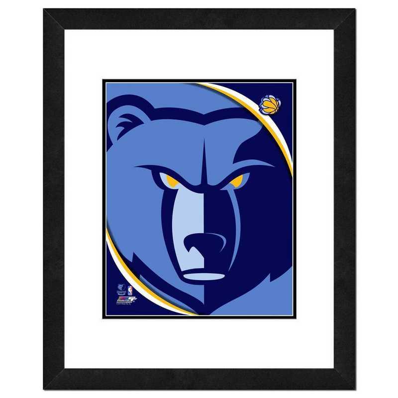 AANP202-FH16x20: PF Memphis Grizzlies Logo Photography, 18x22