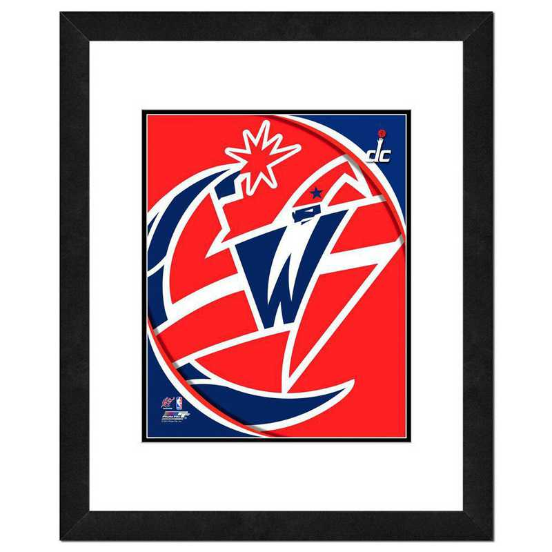 AANP203-FH16x20: PF Washington Wizards Logo Photography, 18x22
