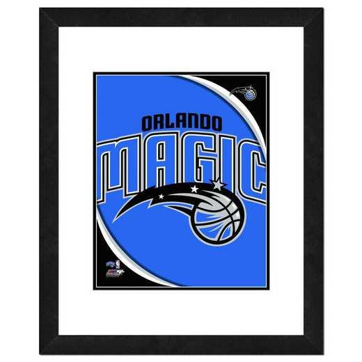 AANP204-FH16x20: PF Orlando Magic Logo Photography, 18x22