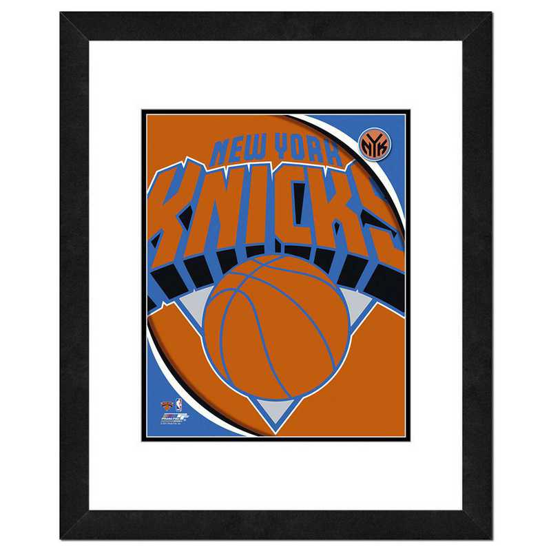 AANP208-FH16x20: PF New York Knicks Logo Photography, 18x22