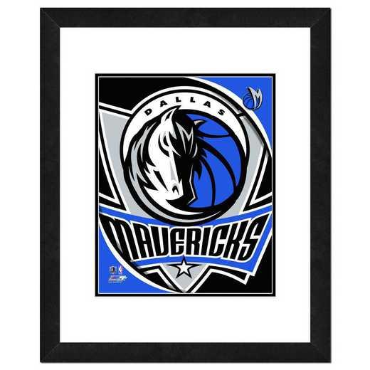 AANP210-FH16x20: PF Dallas Mavericks Logo Photography, 18x22