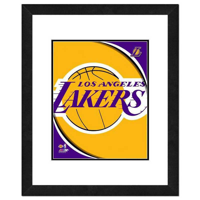 AANP211-FH16x20: PF Los Angeles Lakers Logo Photography, 18x22