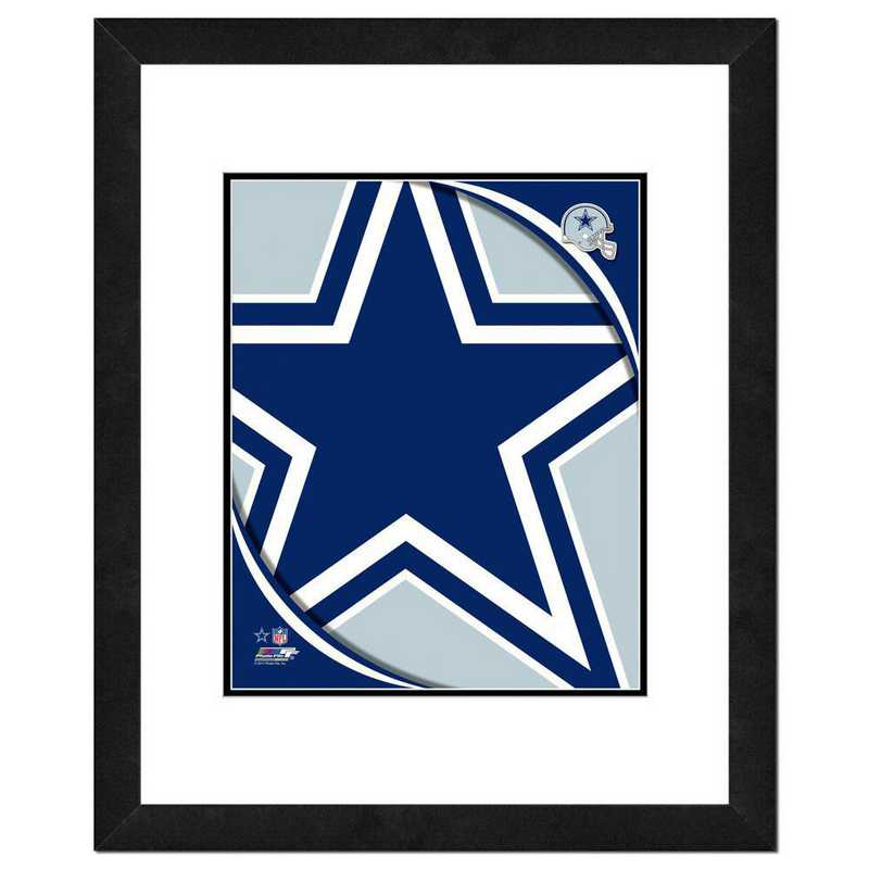 AANR052-FH16x20: PF Dallas Cowboys Team Logo Photography, 18x22