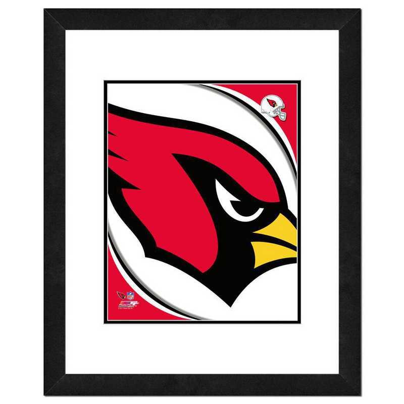 AANR053-FH16x20: PF Arizona Cardinals Logo Photography, 18x22