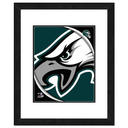 AANR057-FH16x20: PF Philadelphia Eagles Logo Photography, 18x22