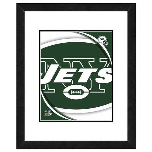 AANR072-FH16x20: PF New York Jets Team Logo Photography, 18x22