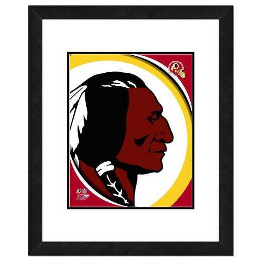 AANR077-FH16x20: PF Washington Redskins Logo Photography, 18x22