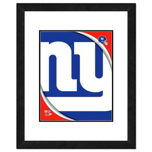 AANR090-FH16x20: PF New York Giants Team Logo Photography, 18x22