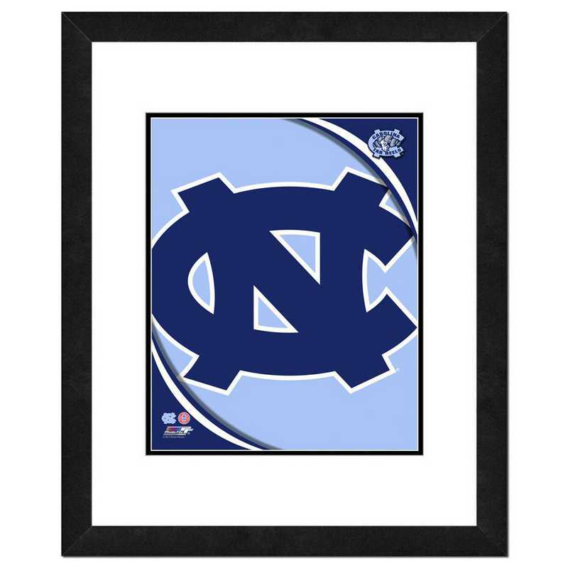 AAOK082-FH16x20: PF University of North Carolina Tar Heels Team Logo, 18x22