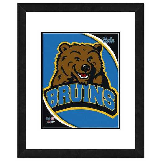 AAOK083-FH16x20: PF UCLA Bruins Team Logo, 18x22