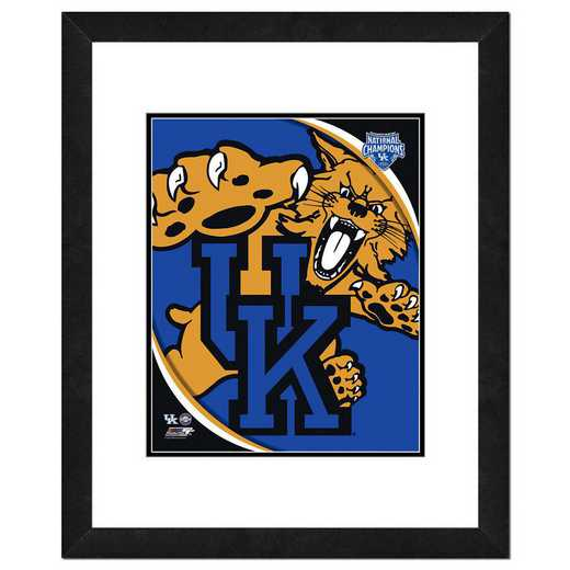 AAOR130-FH16x20: Kentucky Wildcats  2012 NCAA  BB National Champions 18x22