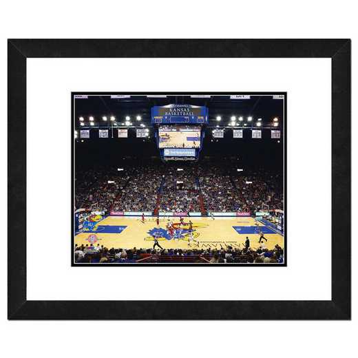 AAPK124-FH16x20: PF Allen Fieldhouse University of Kansas Jayhawks, 18x22
