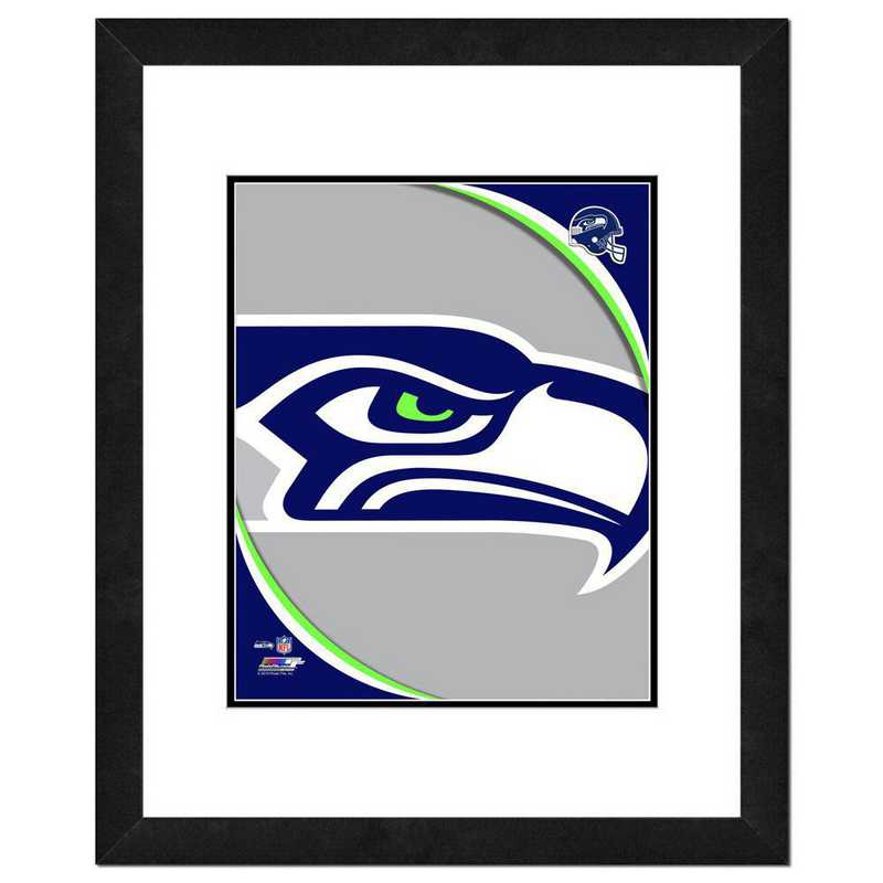 AAQC165-FH16x20: PF Seattle Seahawks Team Logo Photography, 18x22