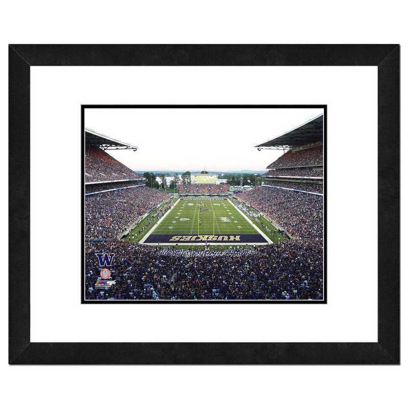 AAQI054-FH16x20: PF Husky Stadium University of Washington Huskies, 18x22