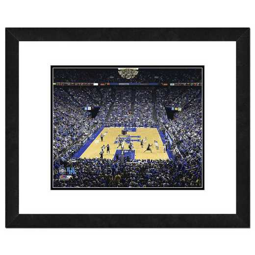 AAQK086-FH16x20: PF Rupp Arena University of Kentucky Wildcats, 18x22