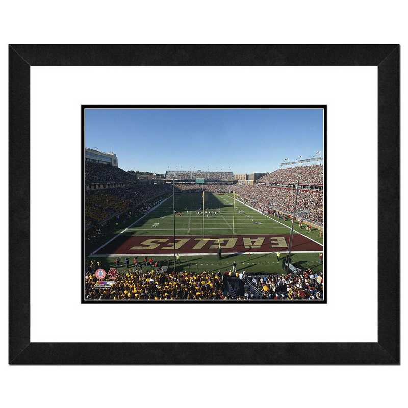 AAQK089-FH16x20: PF Alumni Stadium Boston College Eagles, 18x22