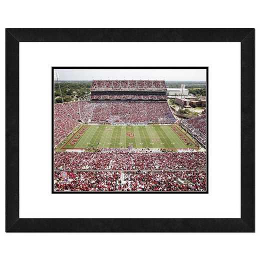 AAQK094-FH16x20: Gaylord Family-Oklahoma Memorial Stadium, 18x22