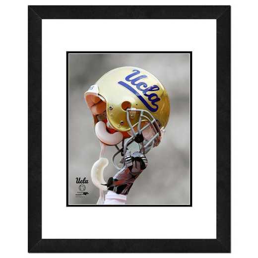AARD108-FH16x20: PF UCLA Bruins Helmet Spotlight, 18x22