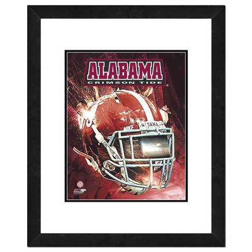 AARW057-FH16x20: PF University of Alabama Crimson Tide Helmet Composite,18x22