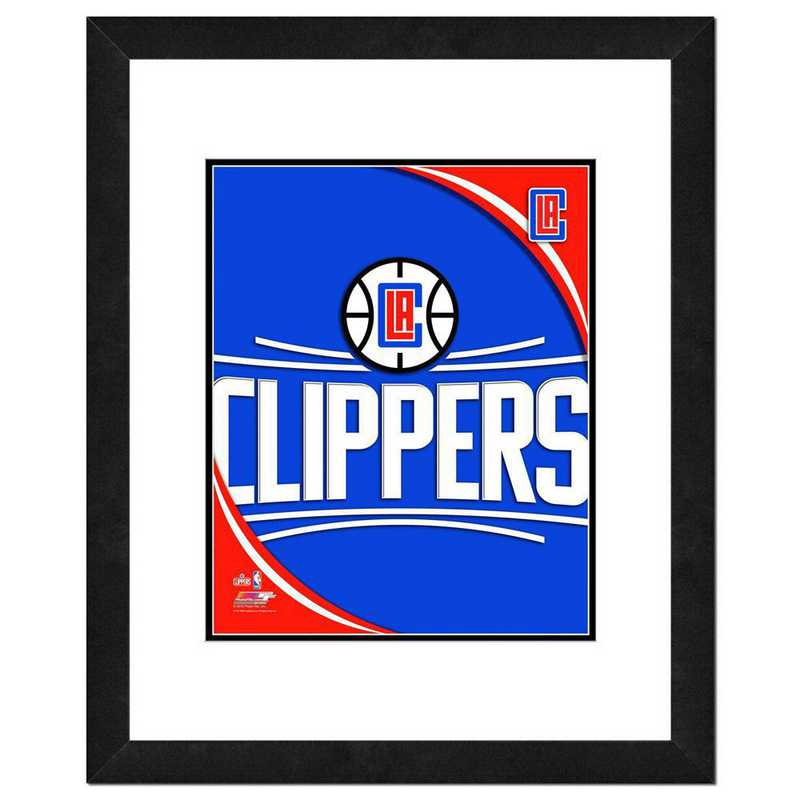 AASE138-FH16x20: PF Los Angeles Clippers Logo Photography, 18x22