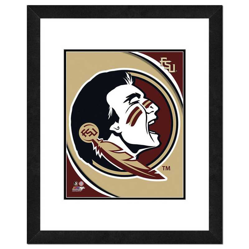 AASO079-FH16x20: PF Florida State University Seminoles Team Logo, 18x22