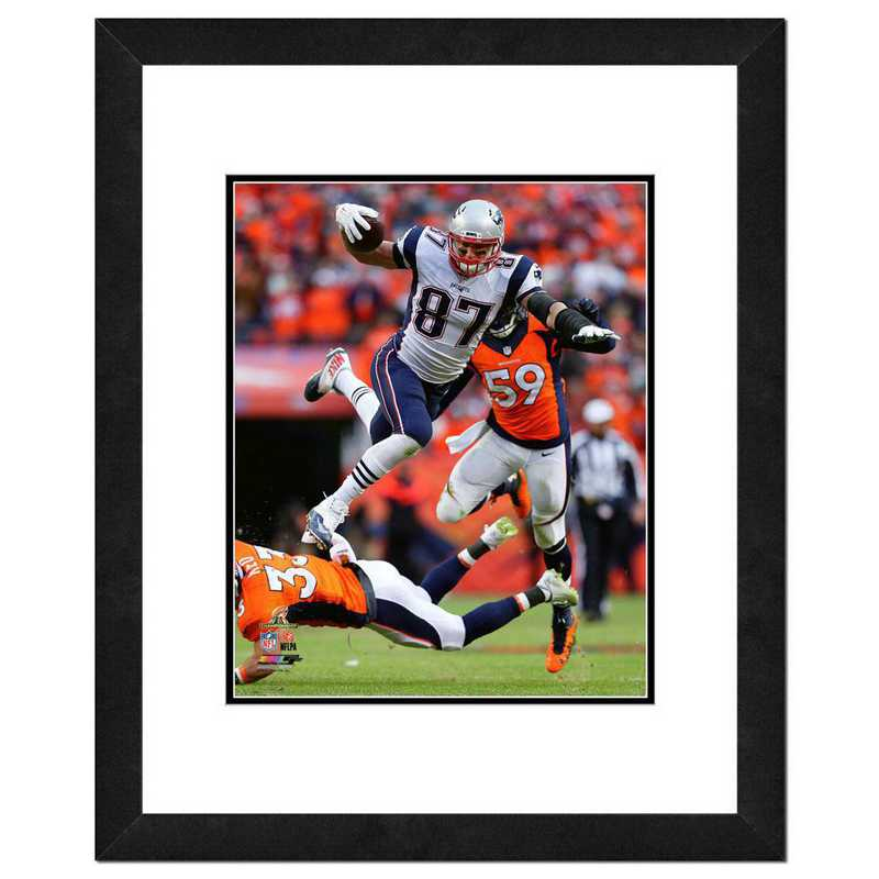 AASR123-FH16x20: PF Rob Gronkowski Action Photography, 18x22